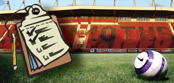 Програма за 6 кръг на Втора професионална лига